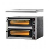 Подовая печь для пиццы GAM FORMS44TR400TOP с навесом